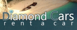 Diamond Car Rentals Zante Logo